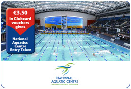 Fantastic Clubcard Deals: The National Aquatic Centre