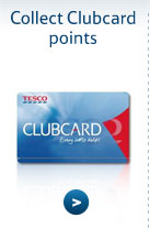 Collect Clubcard points