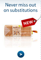 Substitutions offers